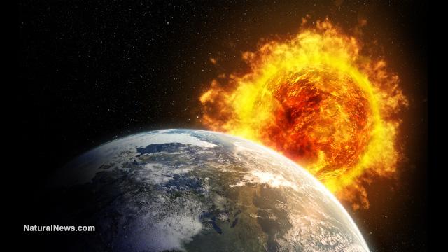 solar storm to hit earth -#main